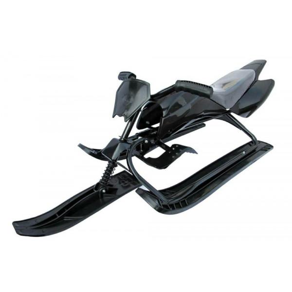 Снегоход «Спорт Люкс» black Kidigo