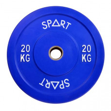 Бамперный диск Spart 20 кг  (Бесплатная доставка)