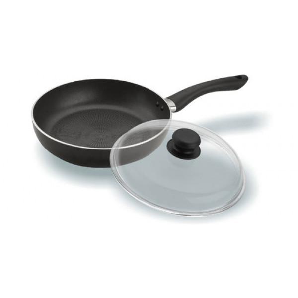 Сковорода с крышкой (28см) Vitesse VS-1157