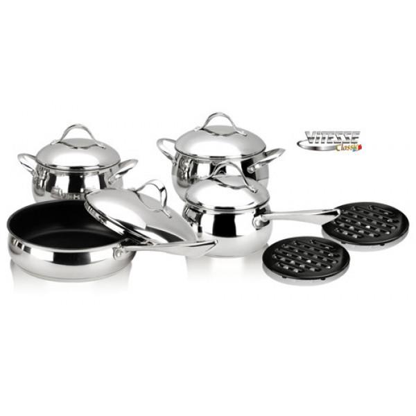 Набор посуды (10 предметов) Vitesse VS-7022