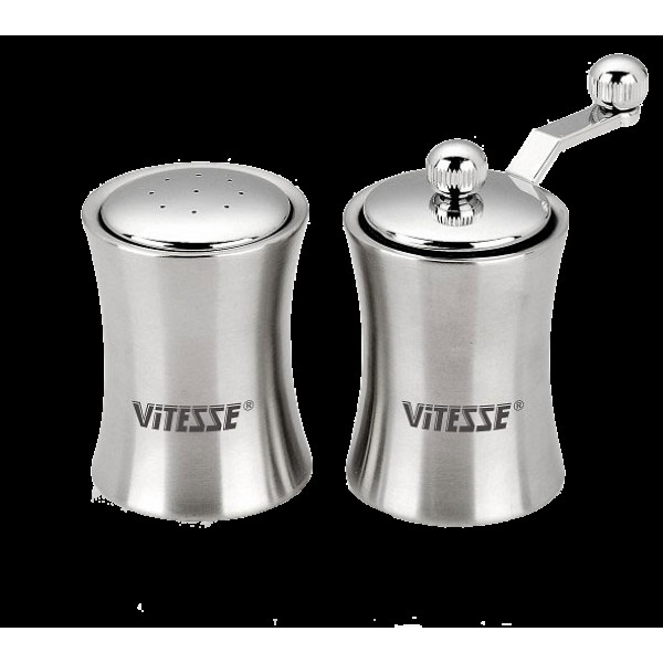 Солонка и измельчитель для перца Vitesse VS-8605