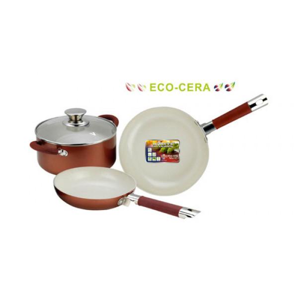 Набор посуды с антипригарным керамическим покрытием (4 предмета) Vitesse VS-2238