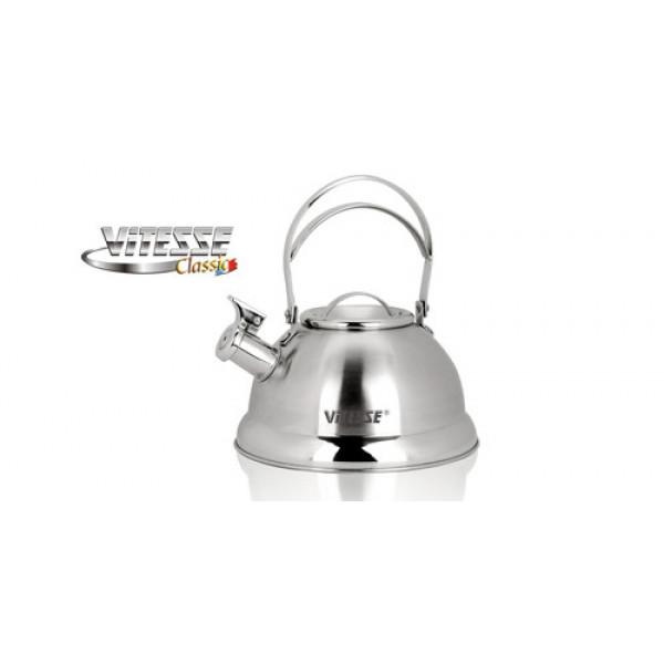 Чайник со свистком (2.5л) Vitesse VS-7801