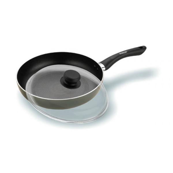 Сковорода с крышкой (26см) Vitesse VS-1154