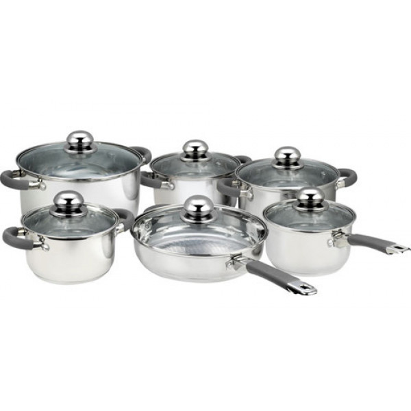 Набор посуды (12 предметов) Vitesse VS-9012