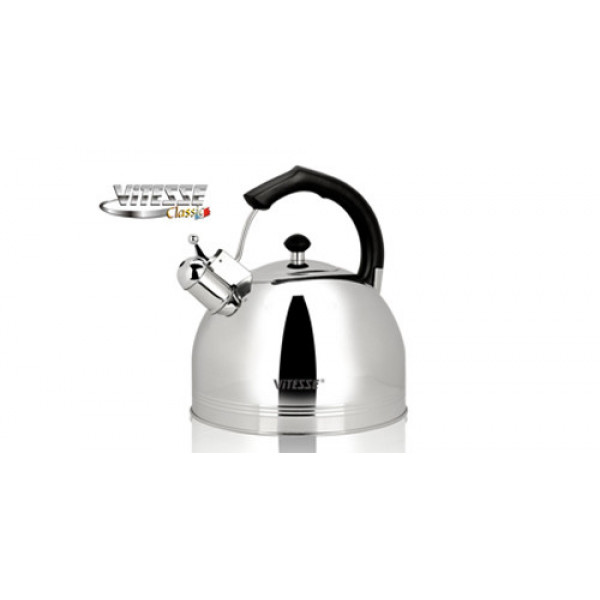 Чайник со свистком (4.5л) Vitesse VS-7805