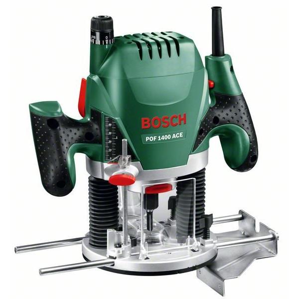 Вертикально-фрезерная машина Bosch POF 1400 ACE (060326C820)