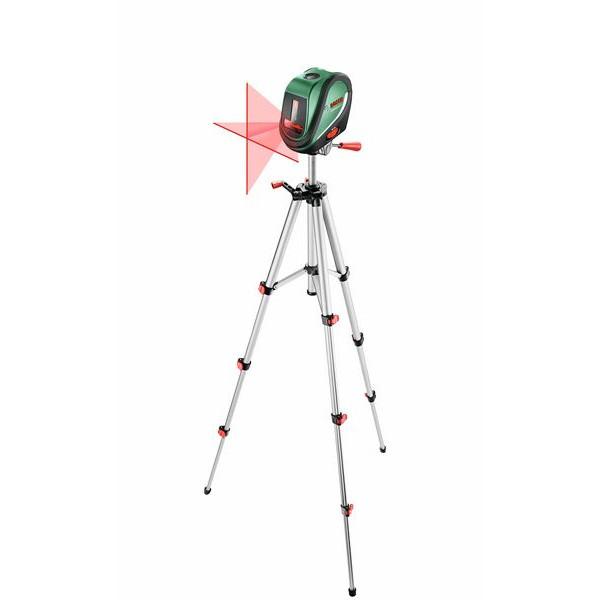 Линейный лазерный нивелир Bosch Universal Level 2 + штатив 1,1 м (0603663801)