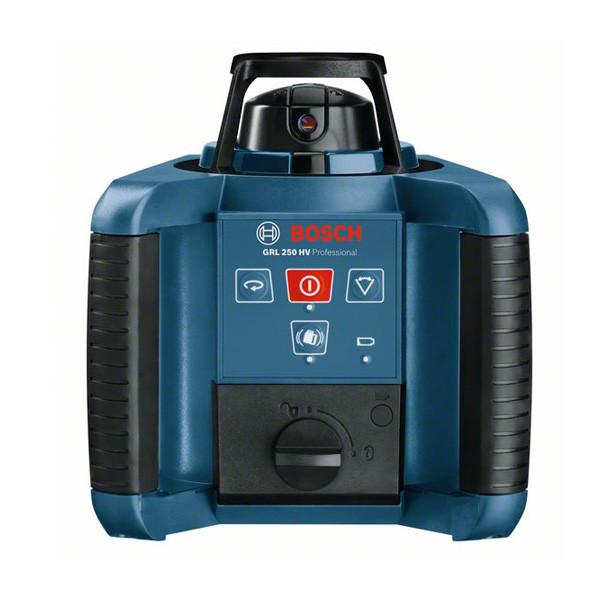 Ротационный лазерный нивелир Bosch GRL 250 HV Professional (0601061600)