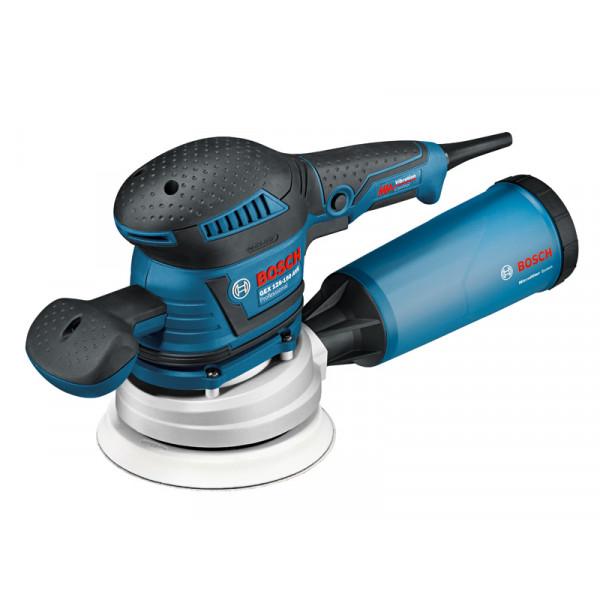 Эксцентриковая шлифмашина Bosch GEX 125-150 AVE (в картонной упаковке) 060137B102