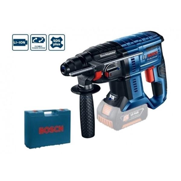 Аккумуляторный Перфоратор Bosch GBH 180-Li (Solo) без зарядки и акб (0611911020)