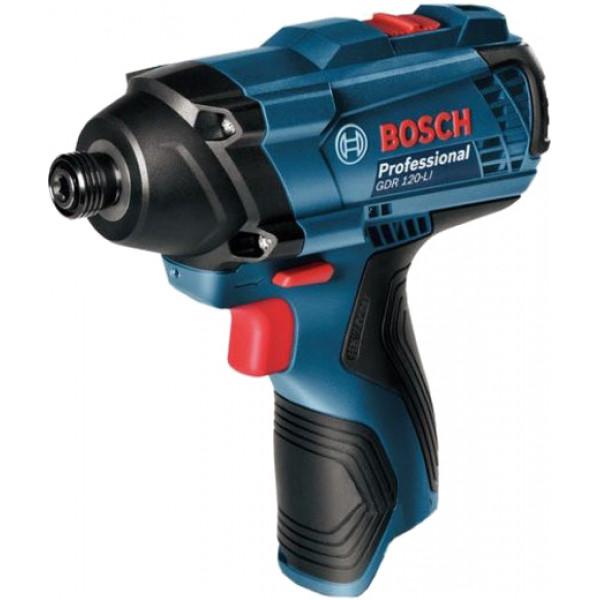 Аккумуляторный ударный гайковёрт Bosch GDR 120-LI Professional (06019F0000)