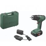Аккумуляторный шуруповерт Bosch UniversalDrill 18 (06039C8004)