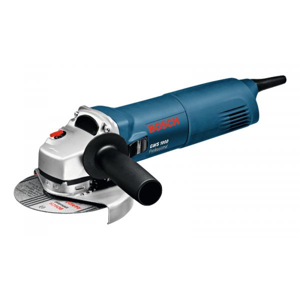 Угловая шлифмашина Bosch GWS 1000 (0601828800)