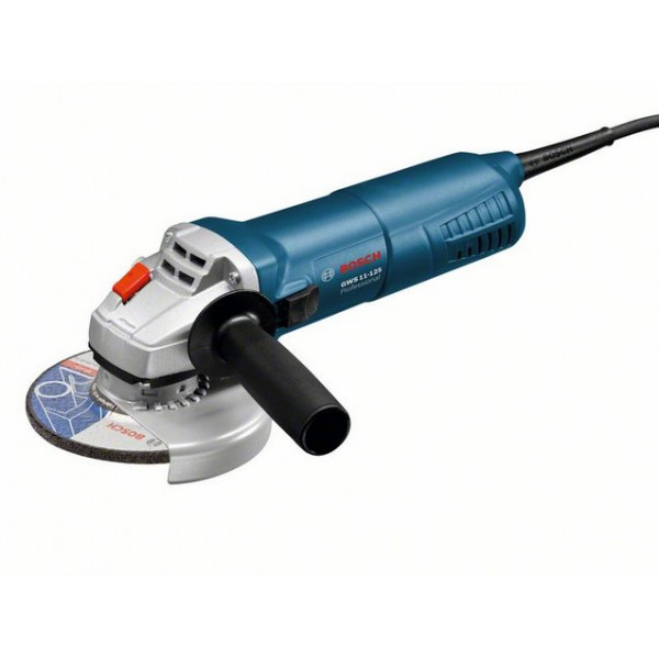 Угловая шлифмашина Bosch GWS 11-125 Professional (060179D002)