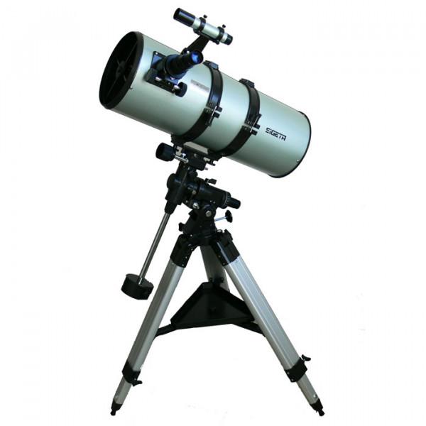 Телескоп SIGETA ME-200 203/800 EQ4  (Бесплатная доставка)