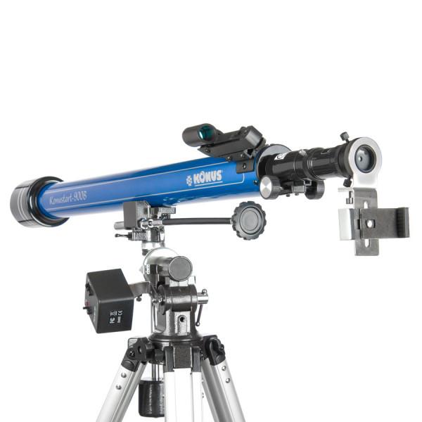 Телескоп KONUS KONUSTART-900B 60/900 EQ2  (Бесплатная доставка)