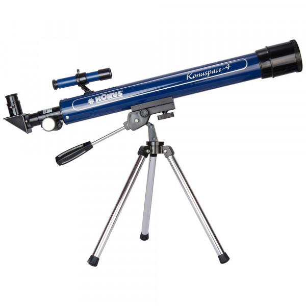 Телескоп KONUS KONUSPACE-4 50/600  (Бесплатная доставка)