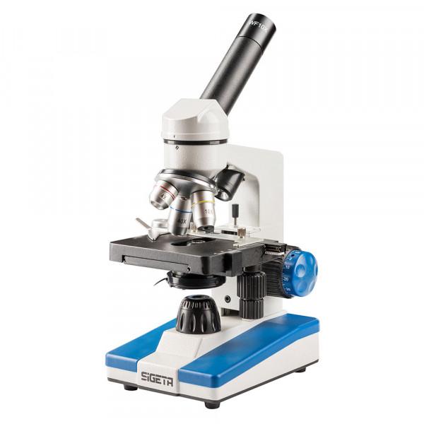 Микроскоп SIGETA UNITY 40x-400x LED Mono  (Бесплатная доставка)