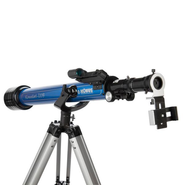 Телескоп KONUS KONUSTART-700B 60/700 AZ  (Бесплатная доставка)