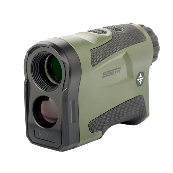 Лазерный дальномер SIGETA iMeter LF1500A  (Бесплатная доставка)