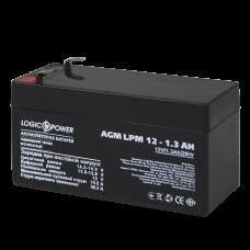 Аккумулятор AGM LPM 12 - 1,3 Ah для Mercedes