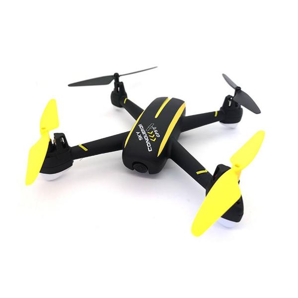 Квадрокоптер с камерой Wowitoys SKY CONQUEROR H4819 с GPS стабилизацией