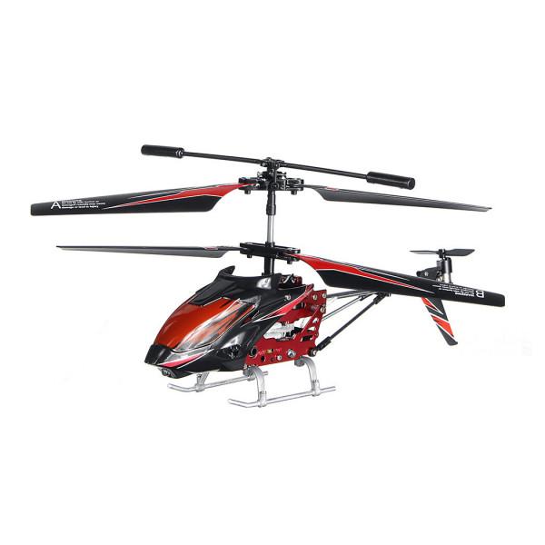 Вертолёт на радиоуправлении 3-к WL Toys S929 с автопилотом (красный)