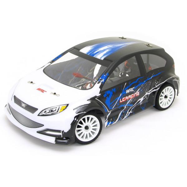 Ралли 1:14 LC Racing WRCL коллекторная