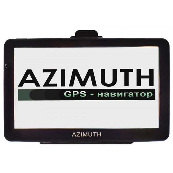 Автомобильный GPS Навигатор Azimuth B79 Pro  (Бесплатная доставка)
