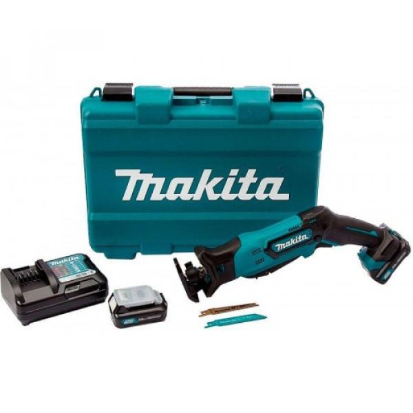 Аккумуляторная сабельная пила Makita JR103DWAX6