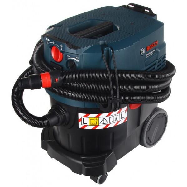Строительный пылесос Bosch GAS 35 L AFC Professional (06019C3200)